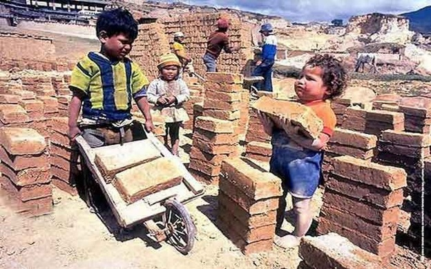 Trabajo Infantil ( Infantile Work )