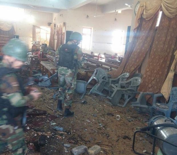 Evangelicos asesinados en pakist n s ptimo milenio - Tiempo en pakistan ...